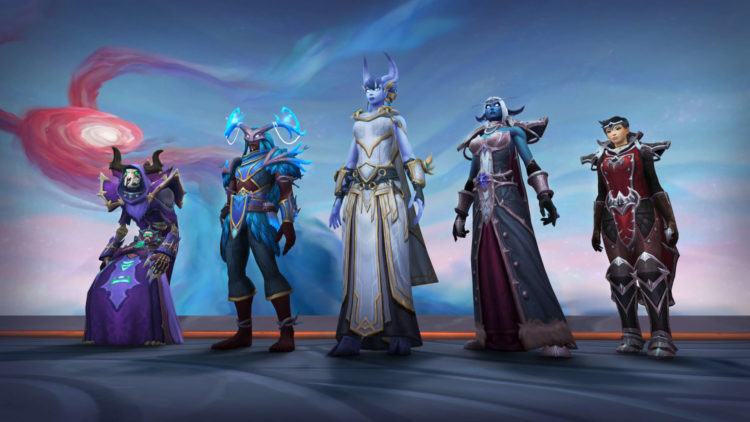 BlizzConline World of Warcraft leaks reveals Burning Crusade Classic & Chains of Domination update (3)