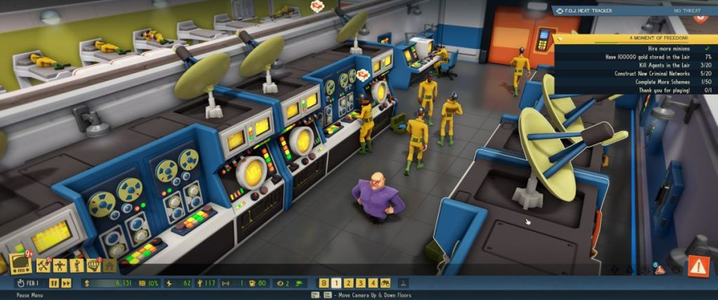 Evil Genius 2 is the silly, stylish game I was hoping for