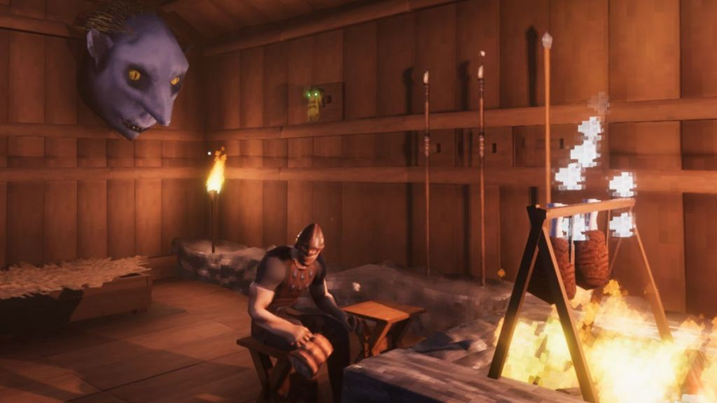 Valheim modders make the game harder by adding starvation, repair costs, other things I hate