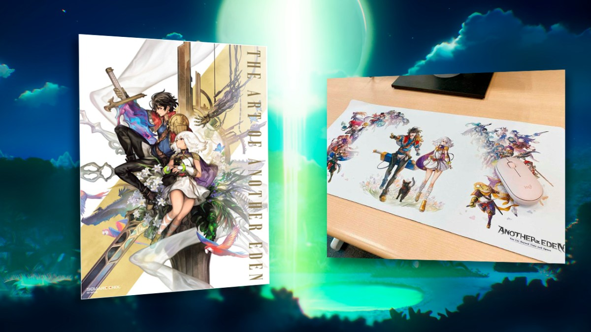 Another Eden prize pack