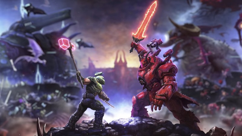 Doom Eternal: The Ancient Gods - Part Two Teased For Wednesday Reveal