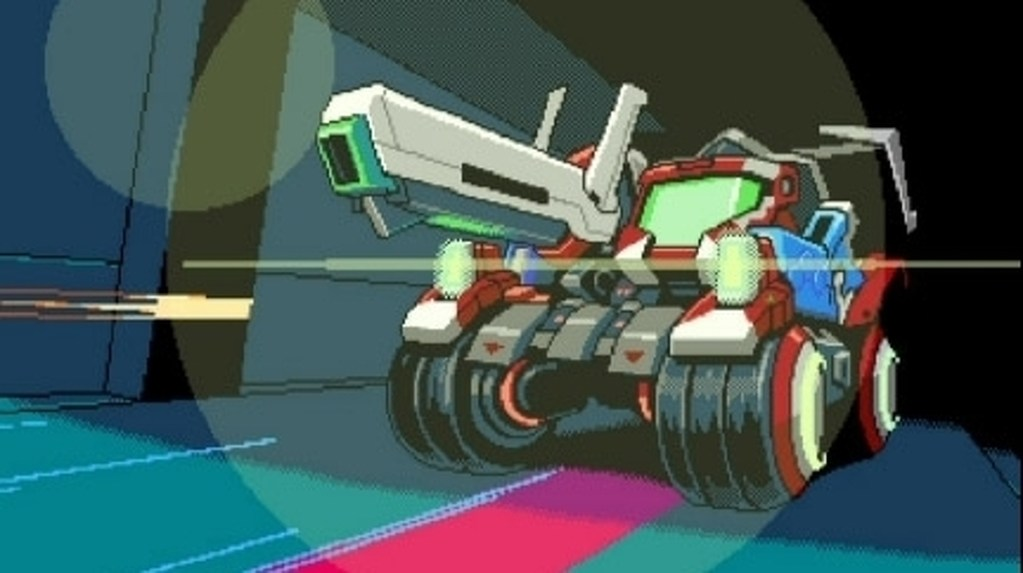 Inti Creates' Blaster Master Zero is getting a third and final instalment in July • Eurogamer.net