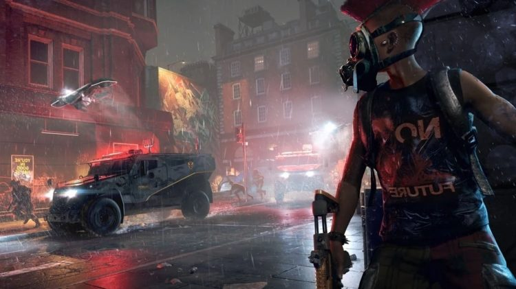 Watch Dogs Legion Online Mode Launches On Pc, Patch Included (1)