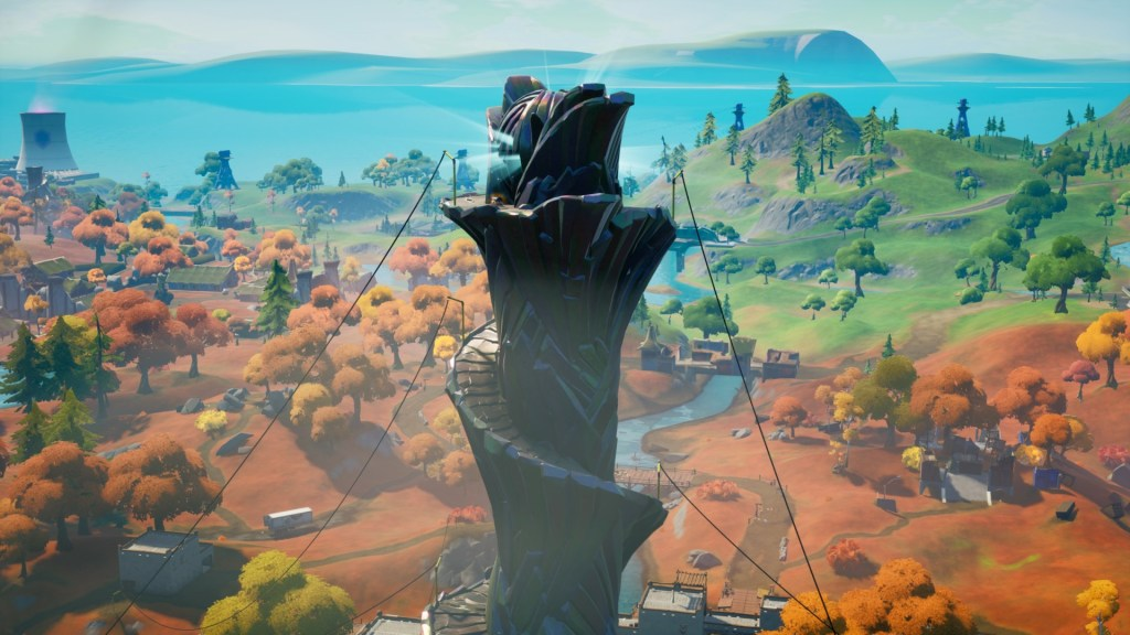 Where to find the cult artifact to complete the Fortnite Spire Quest
