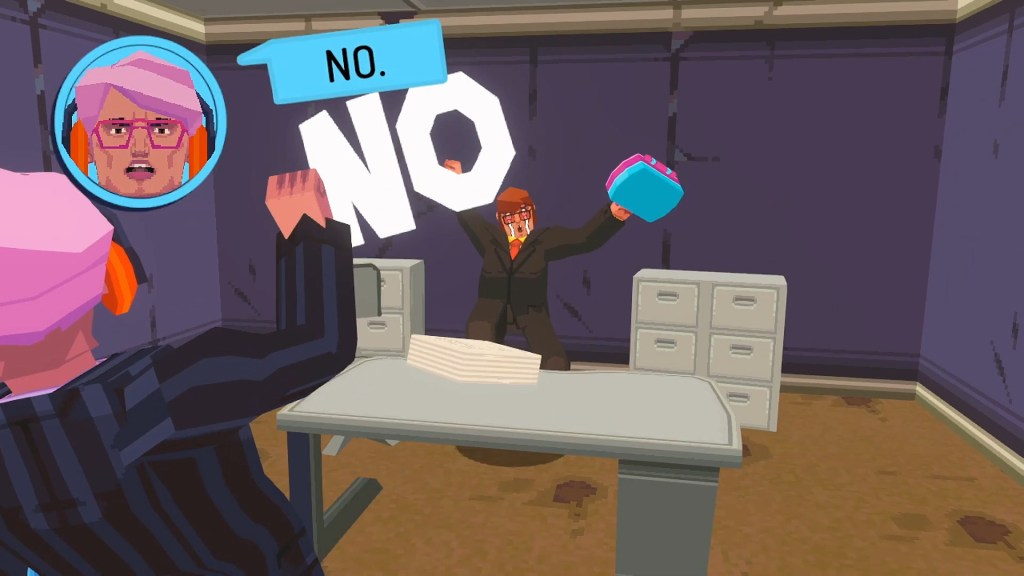 Say No! More review -- We're not gonna take it anymore