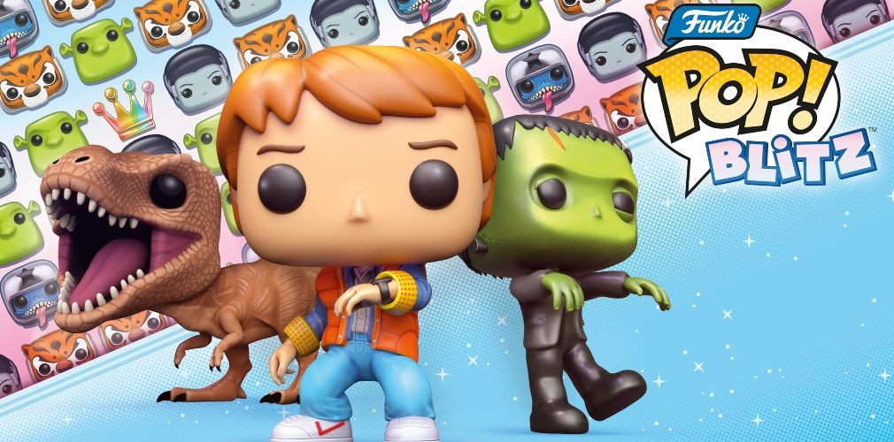 Funko Pop! Blitz partners up with Hello Kitty Kaiju for a weeklong event   Articles