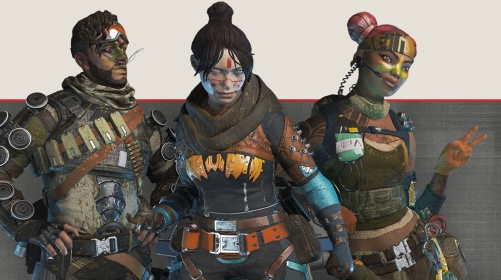 Here's how Respawn might be changing Apex Legends' Lifeline • Eurogamer.net