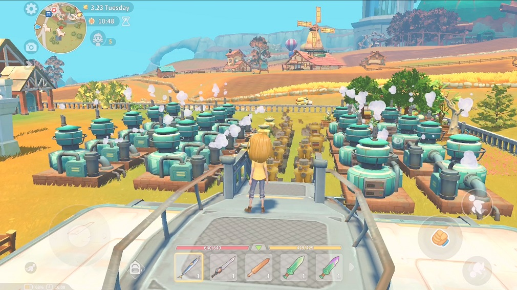 My Time at Portia, Pixmain's hit adventure sim, is finally launching on mobile this summer | Articles