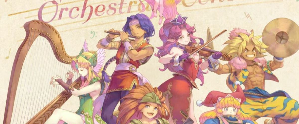 Trials Of Mana 25th Anniversary Concert Virtual Tickets Go On Sale