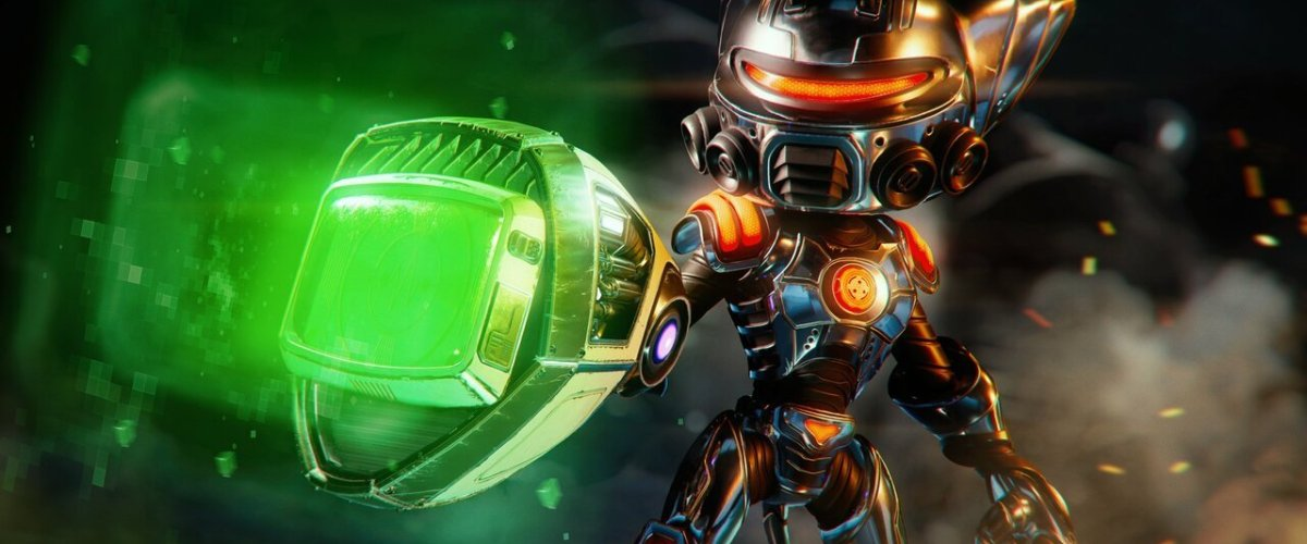 Zurkon Jr. Guides Us Through Weapons and Traversal in Ratchet & Clank: Rift Apart Video
