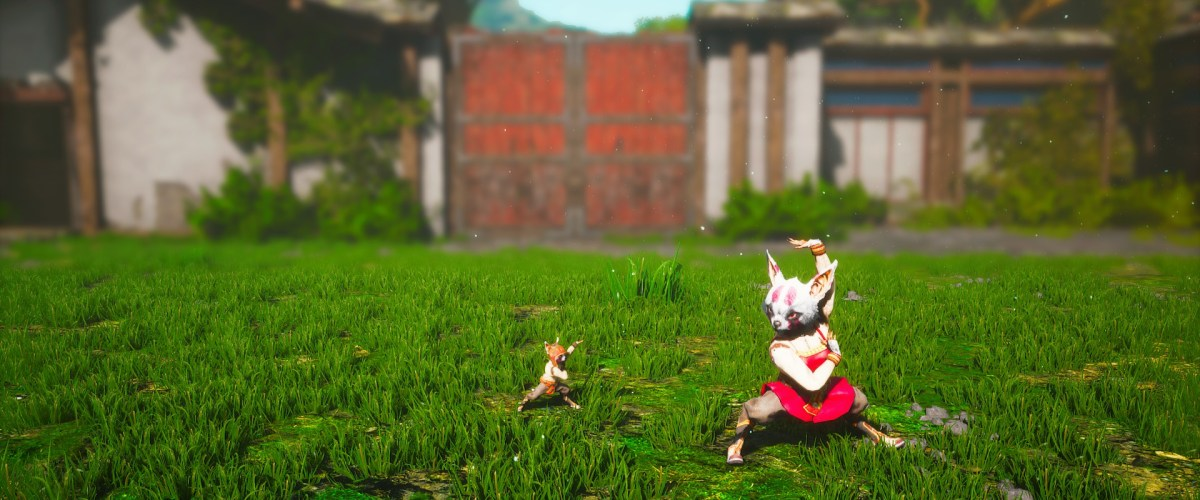 Biomutant guide -- How to get psi-points and unlock aura skills