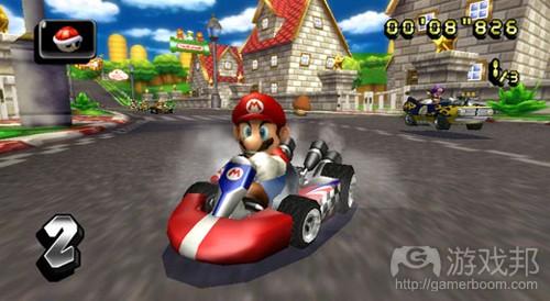 Mario Kart(from nintendo.com)