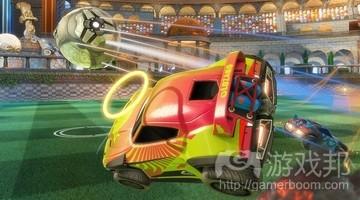 Rocket League(from gamesindustry.biz)