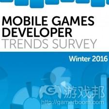 Mobile Games Developer Trends Survey Winter 2016