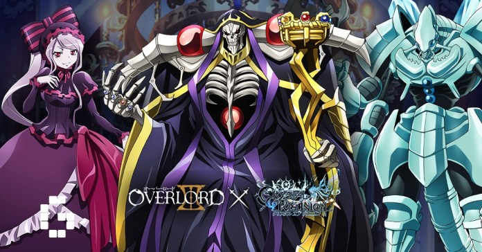 Crystal of Reunion and Overlord collaboration now live - GamerBraves