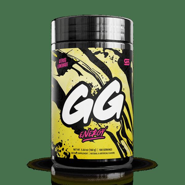 GamerSupps - Citrus Lemonade