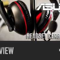 [REVIEW] Headset ASUS ROG CERBERUS
