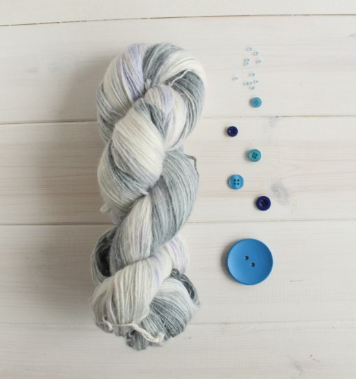 Ursula Disney Villains themed yarn by GamerCrafting