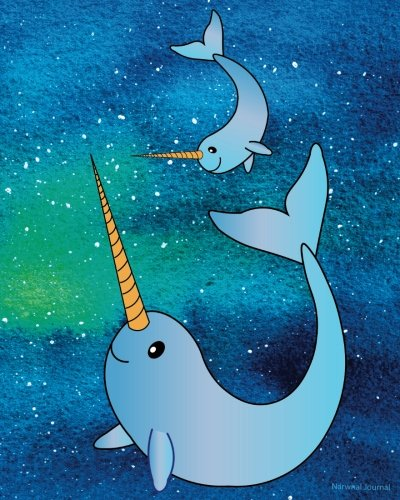 Narwhal geeky bullet journal