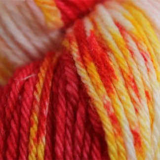 Gryffindor themed yarn
