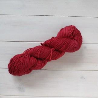 Red Wedding: burgundy semi solid yarn
