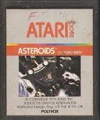Asteroids - Cartucho Atari - R$ 30,00 em Mercado Livre
