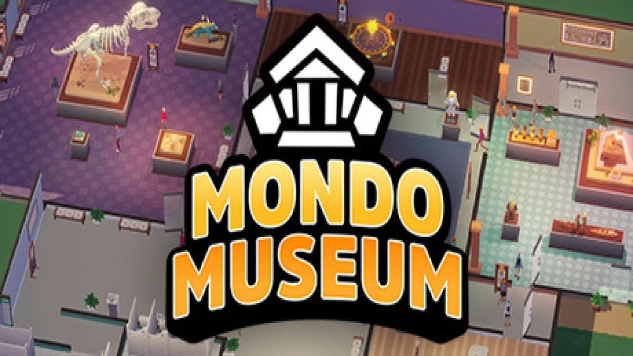 """""""Mondo Museum""""  simulador de gerenciamento de museu"""