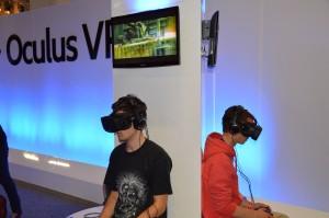 Hawken sur Oculus Rift