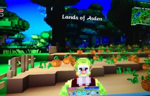 Cube World nain mage