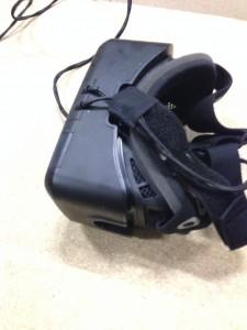 le casque de réalité virtuelle Oculus Rift DK2