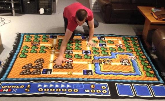 Tapete Super Mario 3
