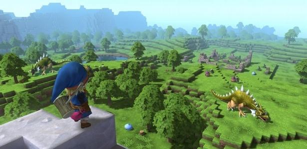 Screenshot de Dragon Quest Builders