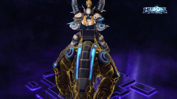 Montaria Fera de Batalha do Nexus