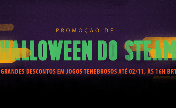 Halloween do Steam