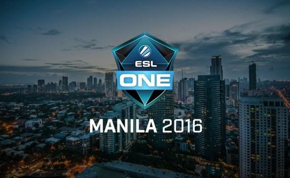 ESL One Manila