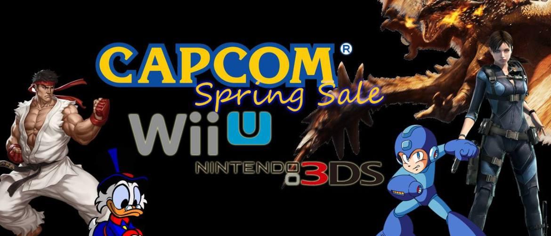 Capcom Spring Sale