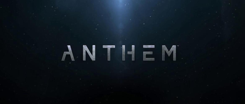 Anthem o novo jogo da BioWare