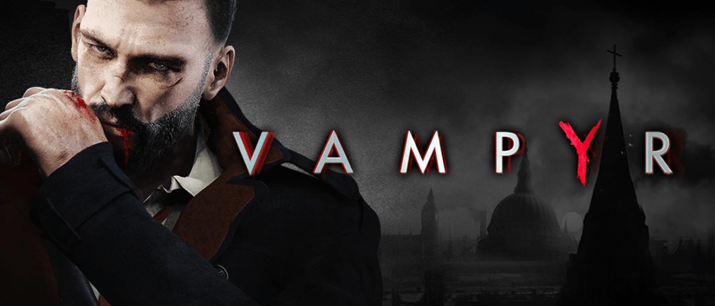 Vampyr o novo jogo da Dontnod