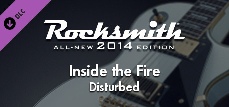 Rocksmith 2014 - Disturbed - Inside the Fire