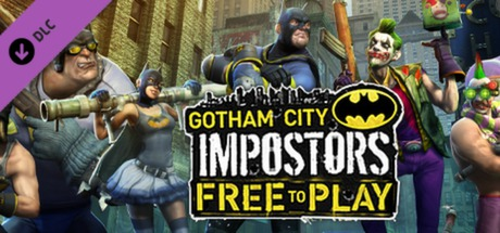 Gotham City Impostors Free to Play: Weapon Pack - Ultimate