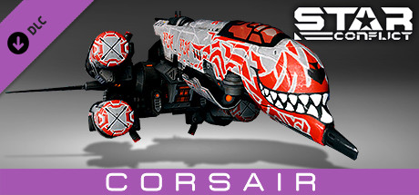Star Conflict: Pirate Pack - Corsair