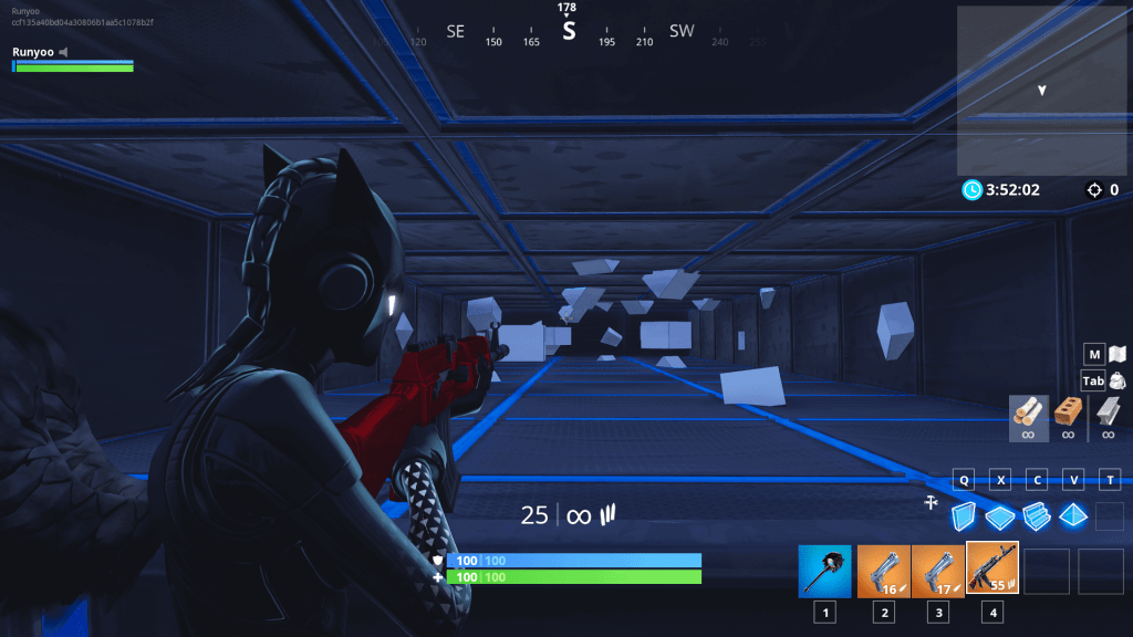 Fortnite aim practice creative map code