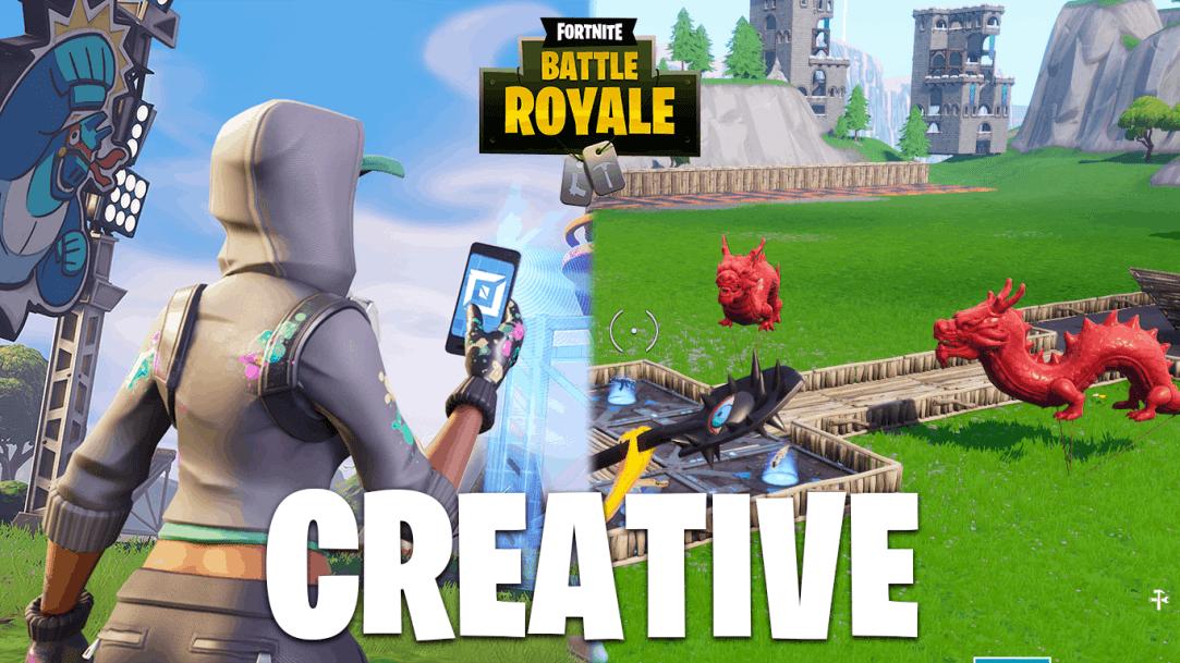 Fortnite creative mode guide