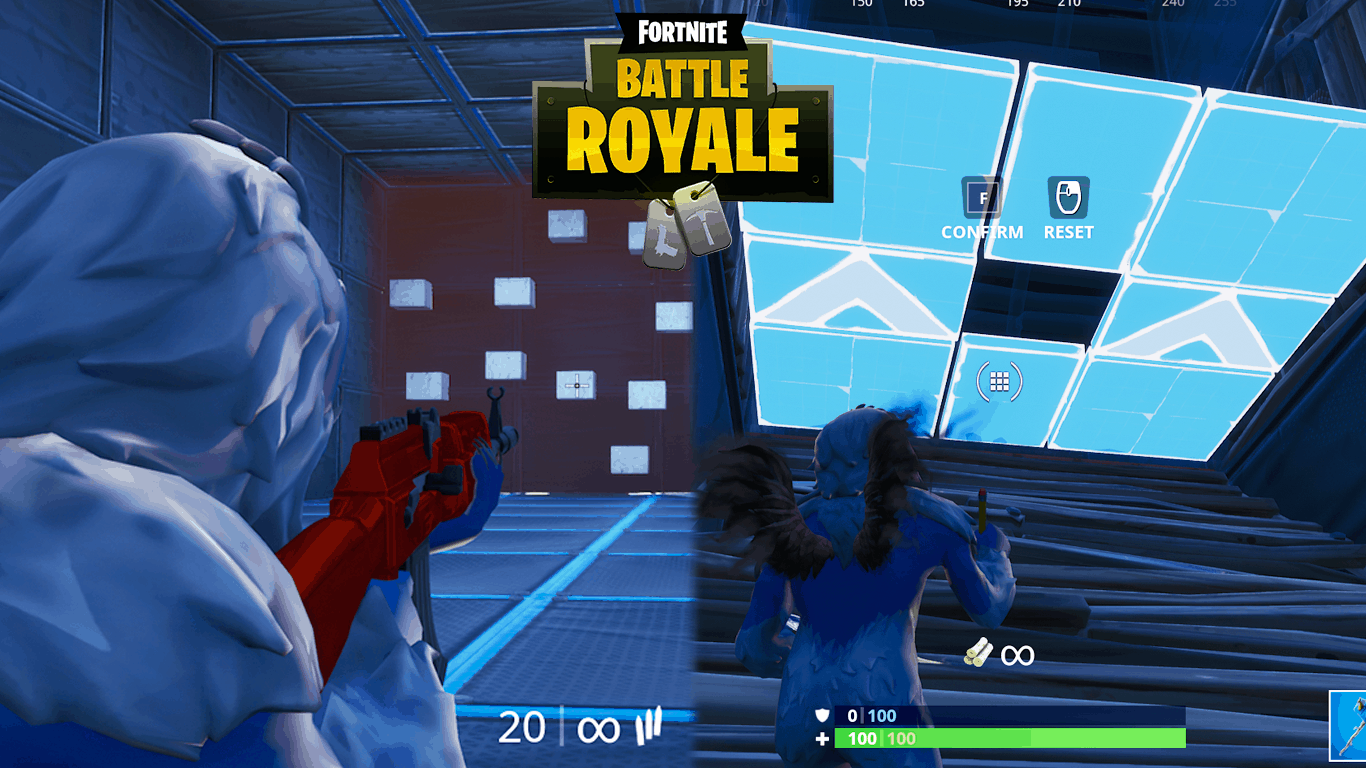 5 Fortnite Warm Up Course Creative Map Codes Gamer Empire