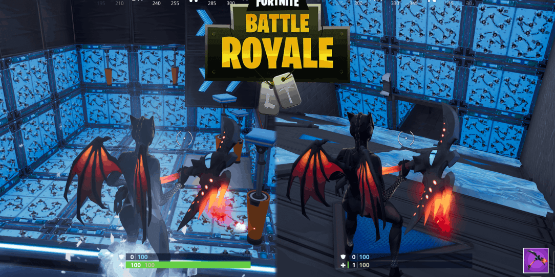 Obstacle course and deathrun creative map codes in Fortnite