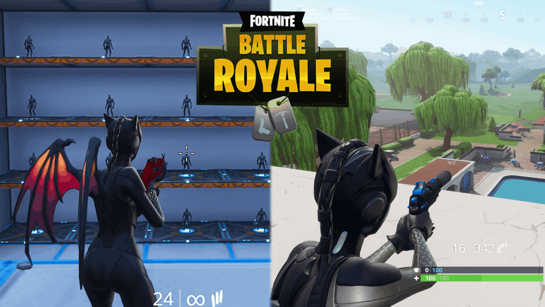 Fortnite how to get better aim guide