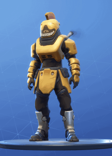 Beastmode skin Jackel style Fortnite season 8