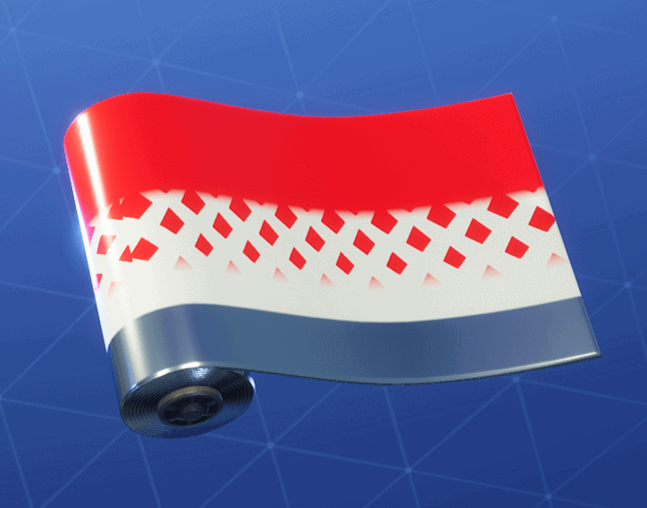 Diamonds Wild Card weapon wrap Fortnite season 8