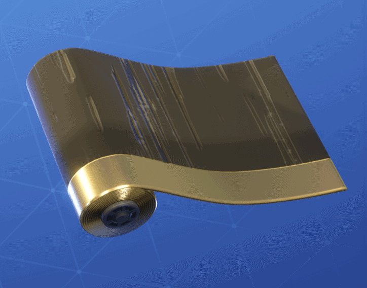 Driftwood weapon wrap Fortnite season 8