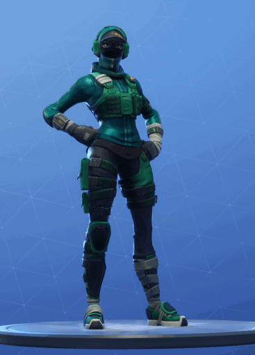 Fortnite Instinct skin season 8 item store